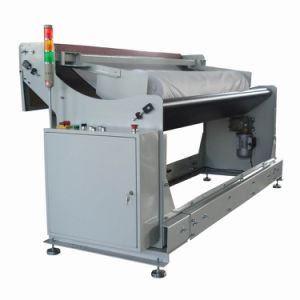 Swing Type Automatic Deviation Rectify Conveyor & Laser Engraving Machine (TH-CLC series)