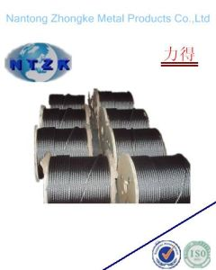 6*36sw+FC Galvanized Steel Wire Rope with Cheapest Price pictures & photos