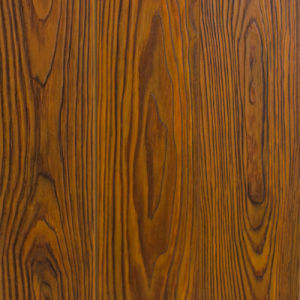 V Goove at Four Side Paint Synchronized Vein Laminate Flooring CYMG pictures & photos