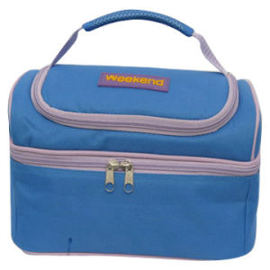 Insulated Thermal Tote Cooler Lunch Bag (MS3104) pictures & photos