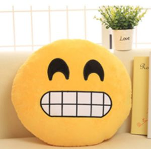 2016 Popular Lovely Emoji Pillow pictures & photos