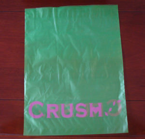 HDPE Plastic Color Shopping Bag (15*18cm*60um) pictures & photos