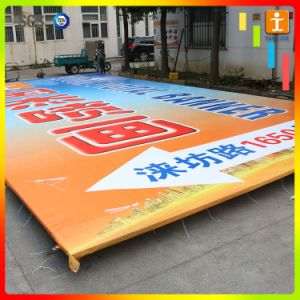 Laminated Frontlit Flex Banner for Company Signs pictures & photos