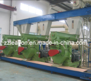 Ring Die Wood Pellet Mill pictures & photos