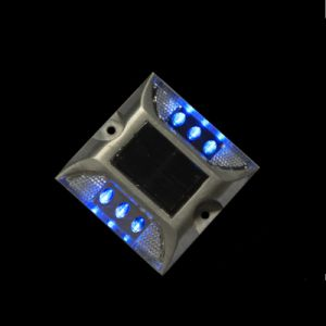 White LED Light Cat Eye Reflector Solar Road Stud pictures & photos