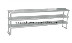 Hotel Stainless Steel Shelf (HXHJ04)
