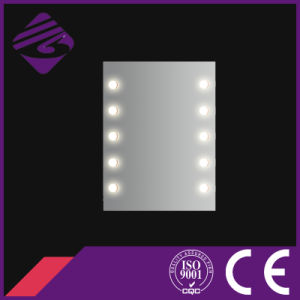 Jnh272 Latest LED Lighted Bathroom Mirror Glass with Special Appearance pictures & photos