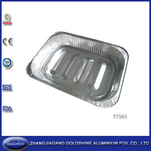 Turkey Aluminum Foil Tray (F7565) pictures & photos