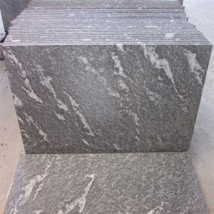 Natural Stone Snow Grey Granite Flooring