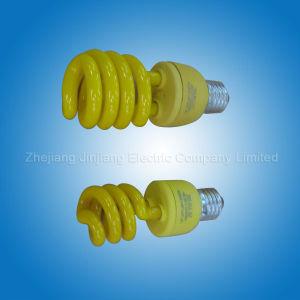 Orange Half Spiral -- Energy Saving LampEnergy Saving Lamp (41)