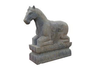 Antique Marble Horse (GB046) pictures & photos