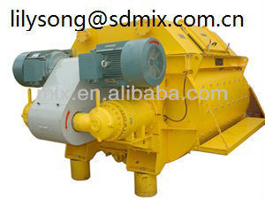 Twin Shaft Concrete Mixer (CM4.0) pictures & photos