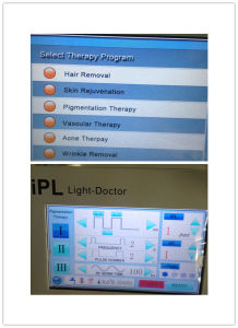 Factory Direct Sell IPL RF Hair Removal Skin Rejuvenation IPL pictures & photos