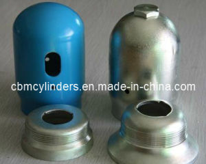 Forged Gas Cylinder Caps & Neck Rings pictures & photos