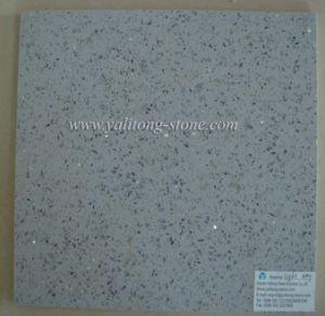 Quartz Stone / Artificial Quartz Slabs - Light Grey