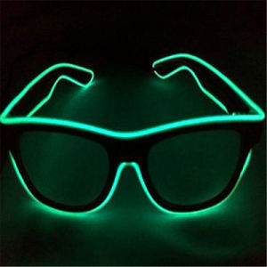 DJ Lumineux Light up EL Sunglasses pictures & photos