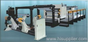 Four Rolls Sheet Cutting Machine