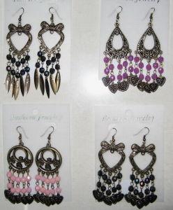 Fashion Acrylic Beads Earring (A44-47)