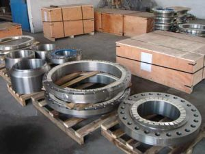 Pressure Vessel Forging / Forged Parts pictures & photos