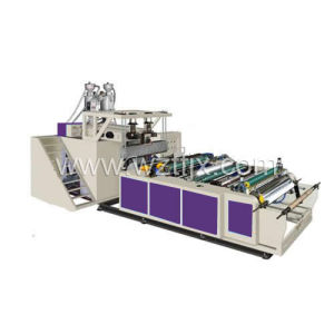 PP Two-Tier Co-Extruded Stretch Film Machine (TFJX1250)