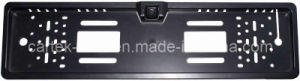 Europe Car License Plate With Universal Rear Camera