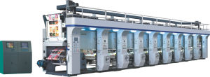 Computer Grauvre Printing Machine (YAD Series) pictures & photos