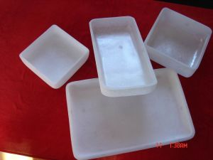 Opaque Square Quartz Crucible pictures & photos