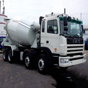 Concrete with Cummins Engine Hfc5255gjbl Mixer Truck pictures & photos