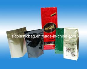 Tea Zip Lock Aluminum Foil Bag pictures & photos