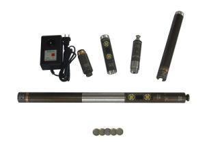 Photographic Single Shot Inclinometer