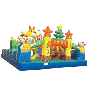 Inflatable Lovely Bouncer Bouncy Castle for Kids Inflatable Toy (JS4021) pictures & photos