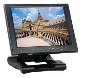 """10"""" 4: 3 HDMI 1080p Monitor with YPbPr, VGA pictures & photos"""