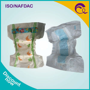 Softcare Diaper Hot Sale in Ghana Disposable Baby Diapers
