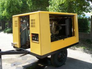 Portable Single Screw Air Compressor (FHOGY105A)
