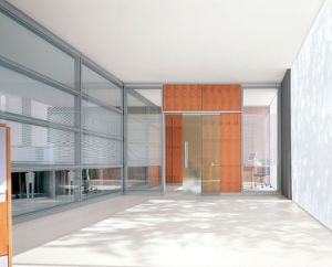 Aluminium Partition / Office Aluminium Partition/Aluminum Sunlight Room pictures & photos