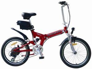E-Bike, Folding Bike (TDN-009Z)