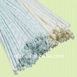 2715 PVC Fiberglass Sleeve pictures & photos