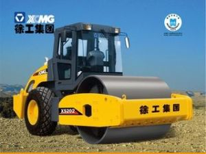 20 Ton Road Roller Single Drum Vibratory Roller (XS202J)