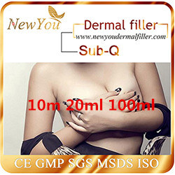 Injection Hyaluronic Acid Dermal Filler Anti-Aging Wrinkles pictures & photos