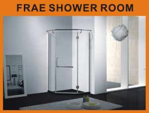High Quality Shower Cabin with Acrylic Tray Shower Cabin Shower Room pictures & photos