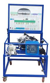 Vocational Training Equipment Automobile Workshop Automatic Transmission Training System