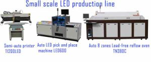 Small LED Production Line (T1200LED, LED600, TN380C) , LED Strip, LED Tube, LED Street Light pictures & photos