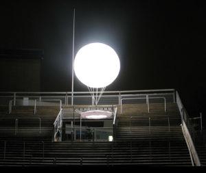 Helium Lunix Lighting Balloon
