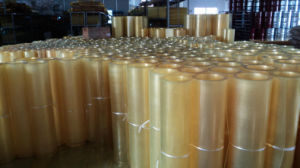 Polyurethane Synthetic Rubber Sheet in Roll by Manufacturer