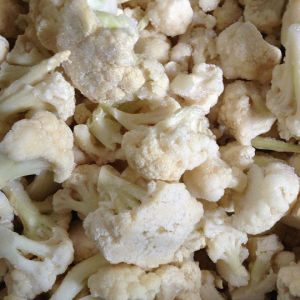 Hot Sale IQF Cauliflower, Frozen Cauliflower