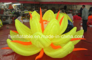 LED Lighting Advertising Inflatable Lotus Flower pictures & photos