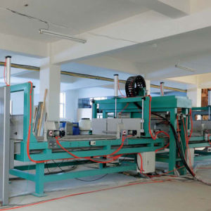 Glue Brushing Machine/Sandwich Panel Cementing Machine pictures & photos