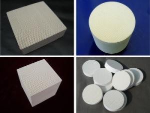 Honeycomb Ceramic-Round, Cylinder, Lump, Cordierite Ceramics pictures & photos