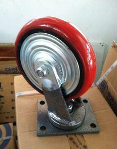 Universal PU Trolley Castor Wheel