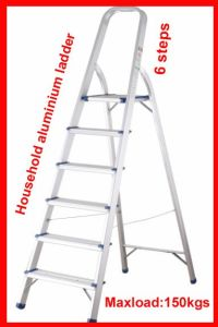 Aluminium Ladder (AL06) pictures & photos